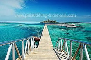 alur lokasi incon wisata pulau tidung